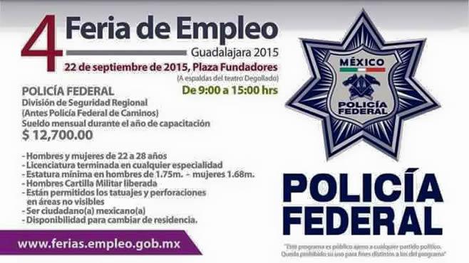 Photo of Te interesa ser federal; hay vacantes