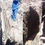Rehabilita JAPAMI red de drenaje sanitario en el Fracc. FOVISSSTE