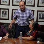 Abel Gallardo presenta a Delegados medidas de seguridad