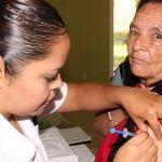 Vacunan contra la Influenza en Centro Gerontológico del DIF Pénjamo
