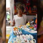 Artesana Irapuatense tiene 51 años vendiendo alfeñiques
