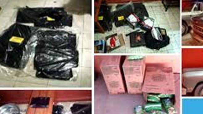 Photo of Aseguran drogas, armas, vehículos y combustible en operativo