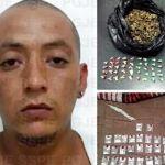"""Atrapan a """"El Rastas"""", distribuidor de marihuana, cocaína y cristal"""
