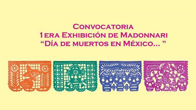 Photo of Convocan a 1era exhibición de madonnari con motivo de Día de Muertos