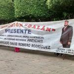 """Pide """"El Galán"""" que comerciantes trabajen en Plaza de los Fundadores"""