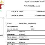 Alerta Amber: Roban a bebé en Irapuato