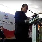 Óscar Chacón se compromete a tener un gobierno austero