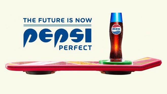 Photo of Pepsi lanzará edición conmemorativa de Volver al Futuro