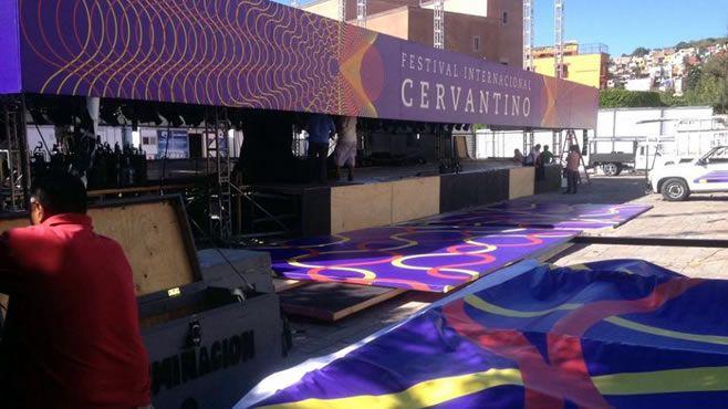 Photo of Este miércoles se levanta el telón del 43 Festival Internacional Cervantino