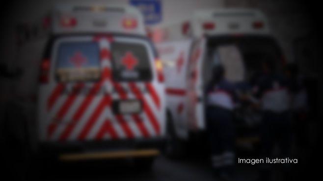 Photo of Inconsciente y golpeado en cabeza; aunque al parecer fueron 10 lesionados