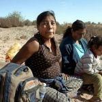 """La inyección """"Anti-México"""" que toman las emigrantes centroamericanas"""