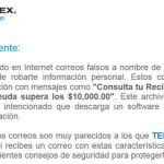 Alerta Telmex por correos falsos con virus