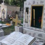 Saquean tumbas en el Municipal de Irapuato