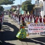 Celebran el aniversario de la fundación de Cuerámaro