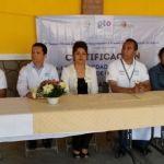 Suman esfuerzos por la salud en Cuerámaro
