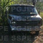 Localizan una camioneta «utilizada para traslado de combustible robado»
