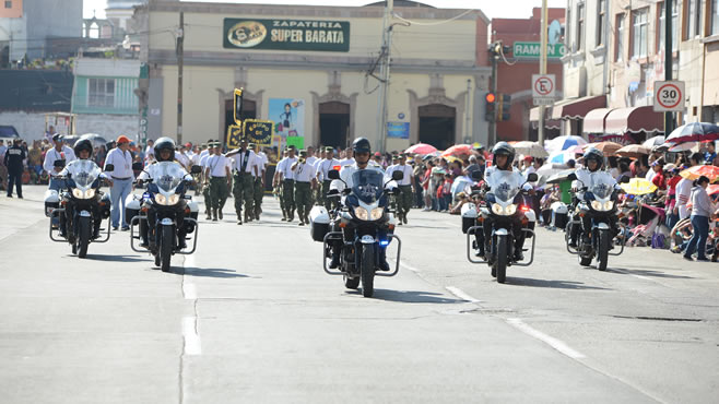 Photo of Listo Operativo de Seguridad para desfile