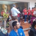 Apoya municipio desarrollo de nuevos grupos musicales