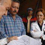 Continúan trabajos en Hospital General, viene dignificación de la calle Reverte Mexicano