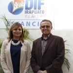 """Estancia DIF, ocupa una """"manita de gato"""" Rafael Uro Antillón"""