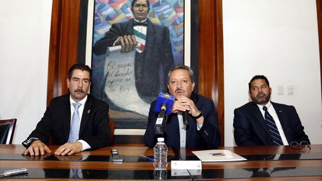 Photo of Se reúne Alvar Cabeza de Vaca y Alcalde, buscan sumar esfuerzos