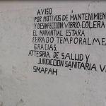 Contaminan manantial de Ojo de Agua en Huanímaro