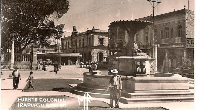 Photo of Fuente Florentina: 151 años del regalo de Maximiliano a Irapuato
