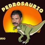 """""""Pedrosaurio"""" Chávez """"espécimen"""" que reaparece cada 3 años"""