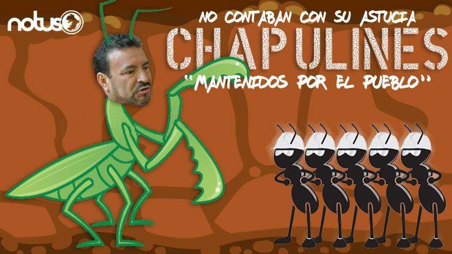 Photo of Chapulín, amigo y compadre: Santiago García López