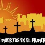 7 muertos durante el primer mes de Ricardo Ortiz