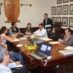 Obras, rehabilitación y mantenimiento de las escuelas de Abasolo
