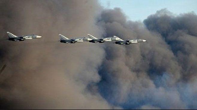 Photo of Bombardeos rusos han matado al menos a 1,300 personas en Siria