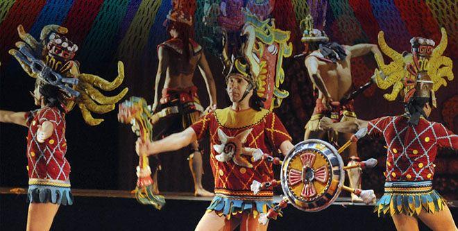 """Photo of Pénjamo: sede del Primer Concurso Estatal de Danza """"Identidad y Folklor"""""""