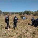 Sigue la violencia en Pénjamo; fosa con dos cuerpos evidencía inseguridad