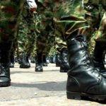 Retiran a mil 300 militares obesos