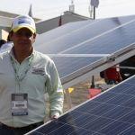 Paneles solares, tecnología que ahorra y no contamina