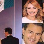 Peña Nieto agradece a Angélica Rivera por 5 años de casados