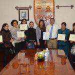 Alcalde de Abasolo clausura capacitaciones en Igualdad de Género