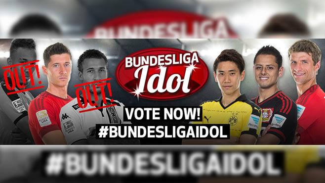Photo of Vota por Chicharito para ídolo de la Bundesliga