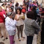 DIF Municipal de Pénjamo entregó cobijas a familias Penjamenses