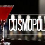 Cosmopolitan, bebida con distinción