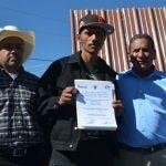 """Más familias penjamenses beneficiadas con """"techos dignos"""""""