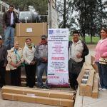 Logra alcaldesa apoyos de FAMI por 870 mil pesos