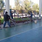 Dota municipio de nueva infraestructura a la Unidad Deportiva