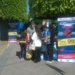 Fortalecen campaña Cuerámaro Te Queremos Seguro