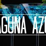 Prepara una refrescante Laguna Azul con vodka