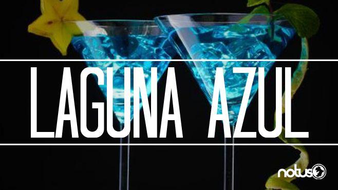 Laguna Azul Portada