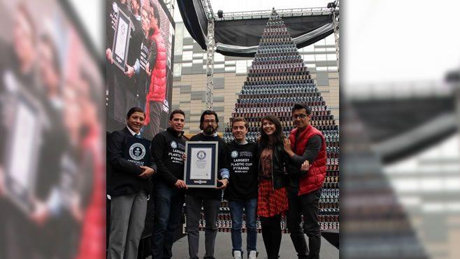 Cin polis consigue record guinness peri dico notus for Cinepolis paseo acoxpa