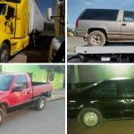 Confiscan en Irapuato y Salamanca: vehículos robados y alterados, un detenido