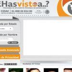 PGR lanza portal para apoyar la búsqueda de personas desaparecidas